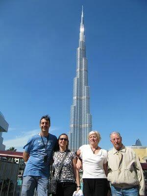 viaje a Dubai en una semana