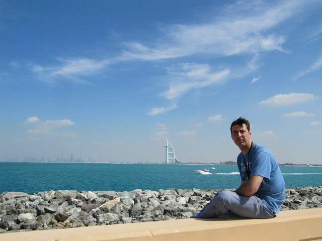 viaje a Dubai burj al arab