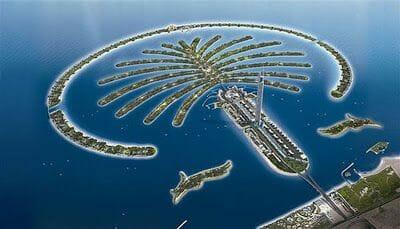 viaje a Dubai y su palmera jumeirah