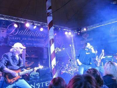 ZBB rock band