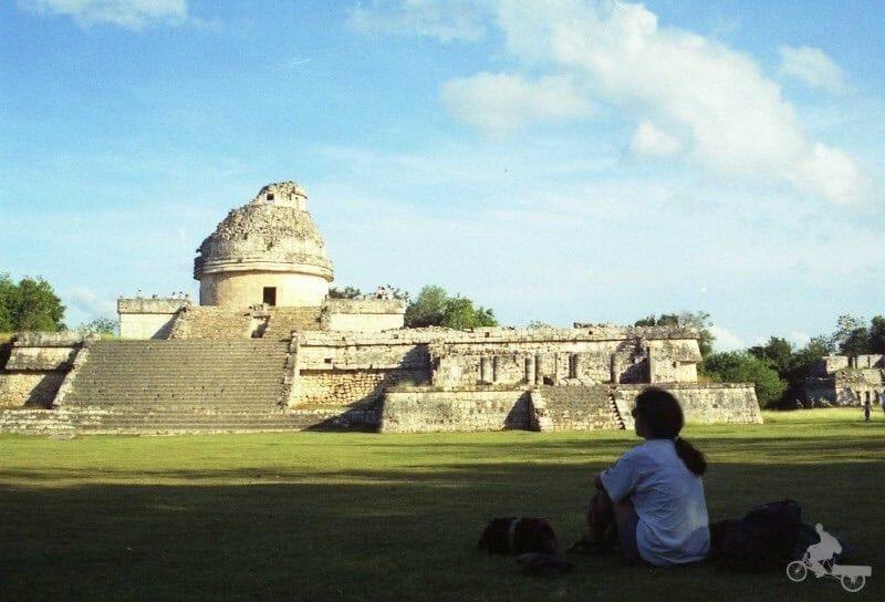 el observatorio de chichén itzá