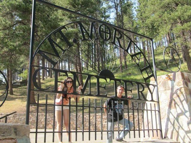 cementerio del monte Moriah