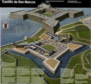 castillo de San Marcos St Agustine fl
