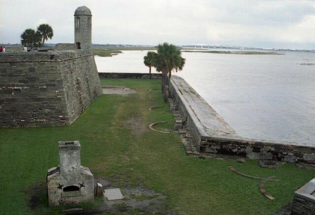 castillo San Marcos, San Agustin