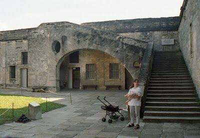 fuerte de San Marcos san Agustín