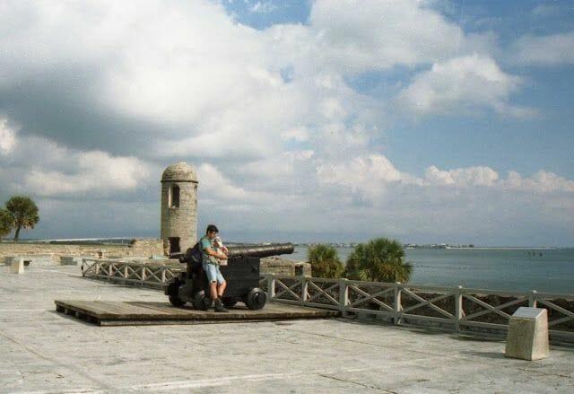 castillo San Marcos, San Agustin, fuerte español, fuerte en el caribe