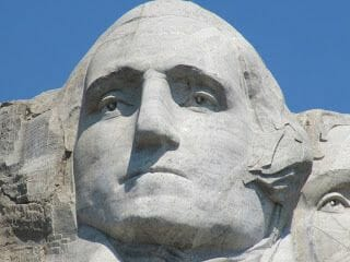 George Washington Monte Rushmore