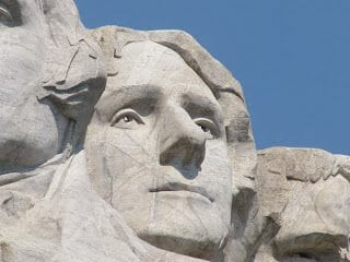 Thomas Jefferson Monte Rushmore