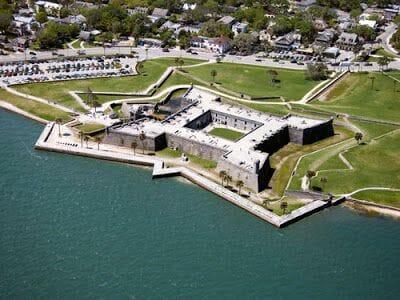 castillo de San Marcos, San Agustín, Florida