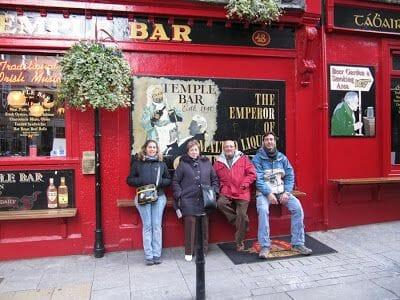 temple bar - guía para viajar a irlanda