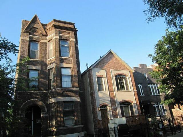 apartamento en chicago