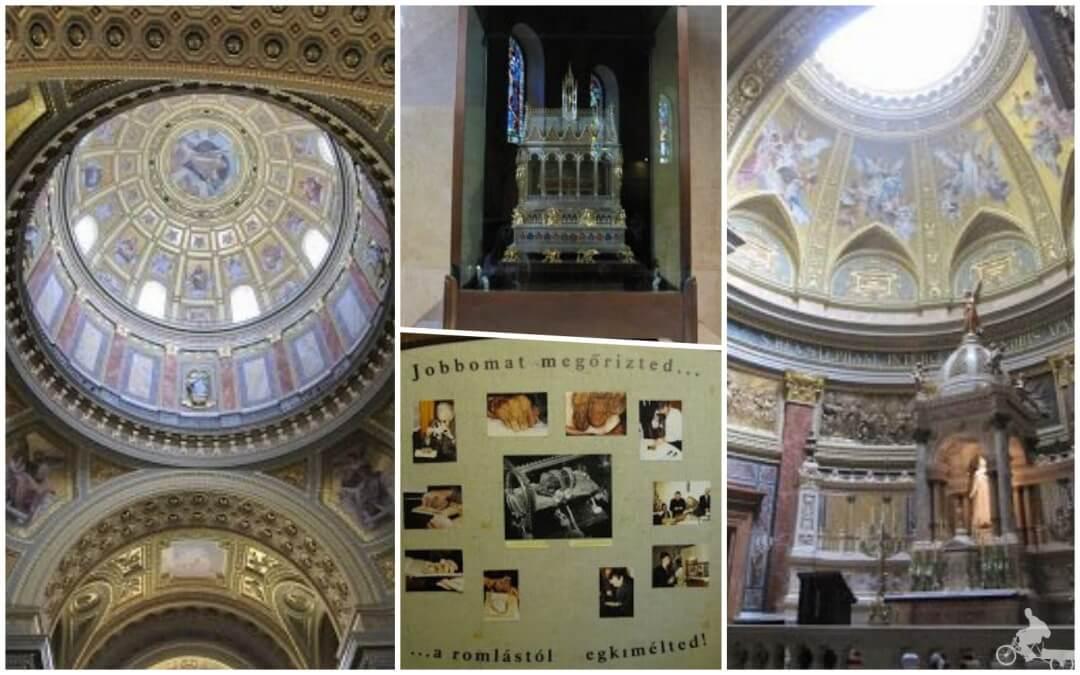 interior basilica san esteban budapest