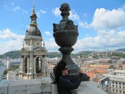 basilica de San Esteban de Budapest