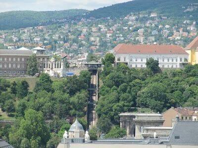 vistas desde San esteban