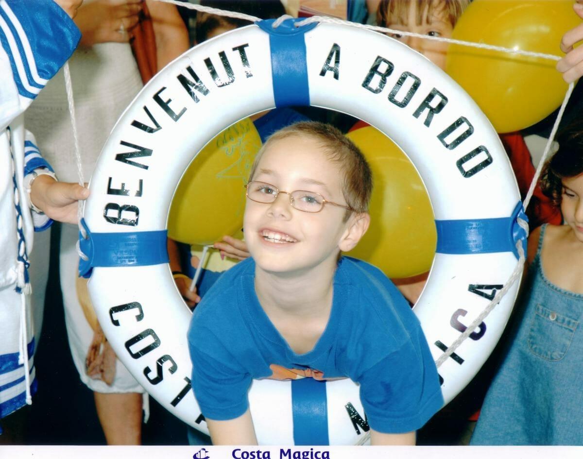 cruceros con niños, un crucero por el Mediterráneo