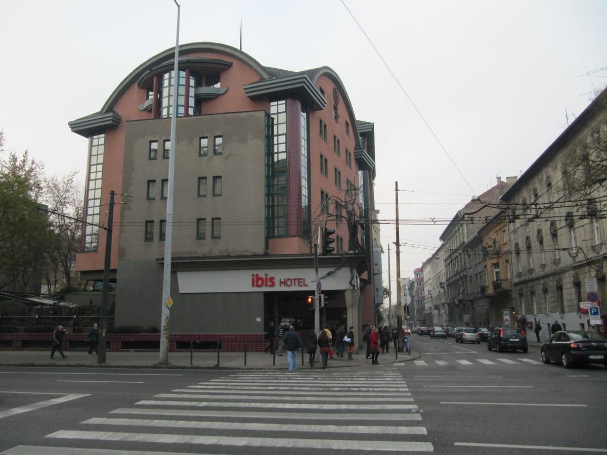 hotel Ibis Budapest Plaza de los Heroes