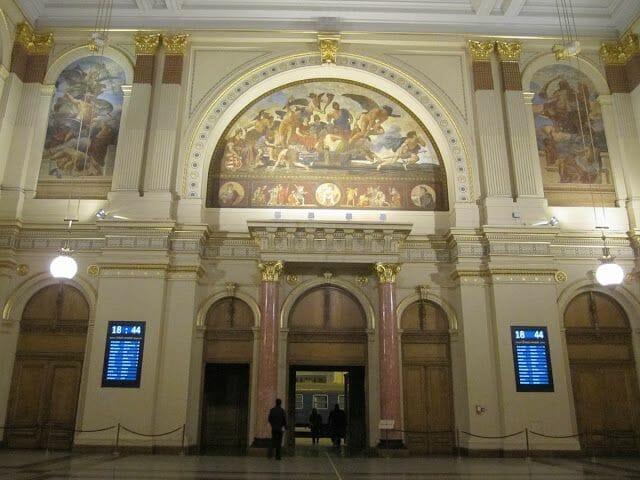 estacion keleti budapest