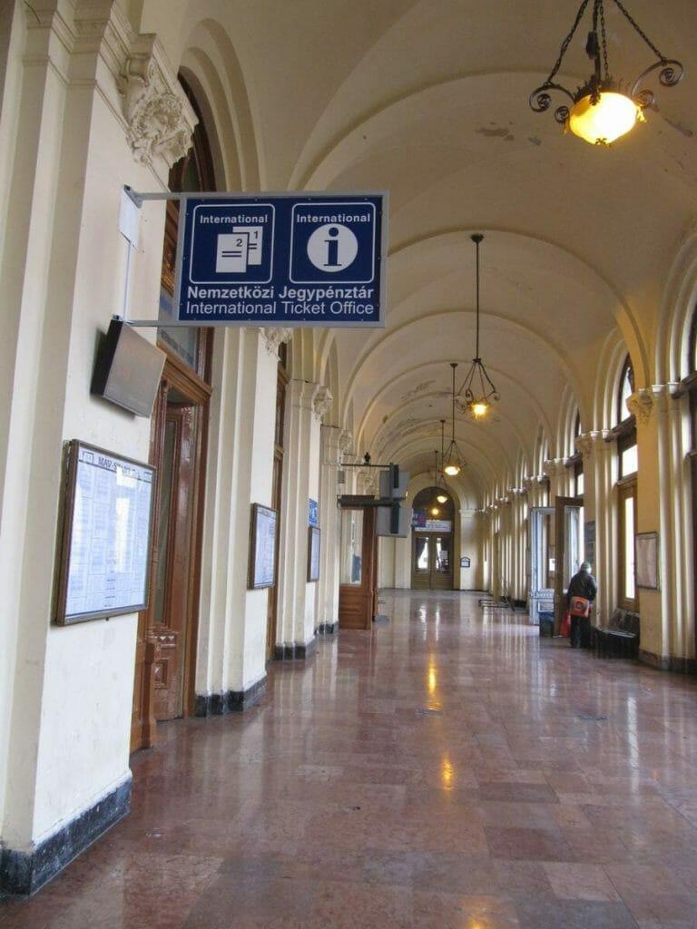 Cómo ir en tren de Budapest a Bratislava y Viena