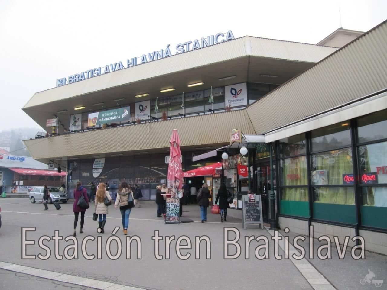 tren desde bratislava viena budapest y praga