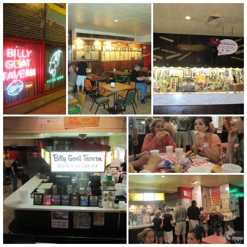 billy goat tavern chicago