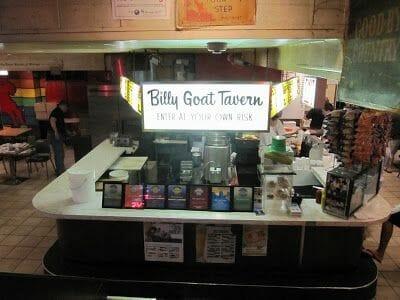 Billy goats tavern, hamburgueserias chicago, burgers