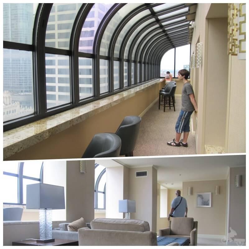 vistas chicago mirador hotel intercontinental