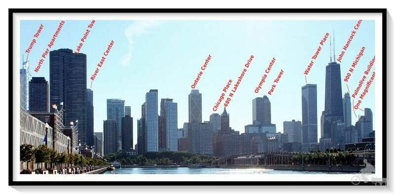 rascacielos magnificent mile