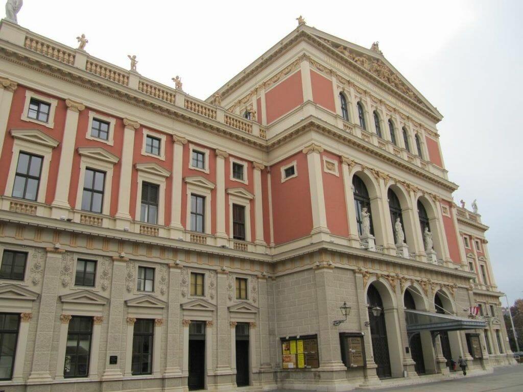 Sala Grande de la Musikverein de Viena