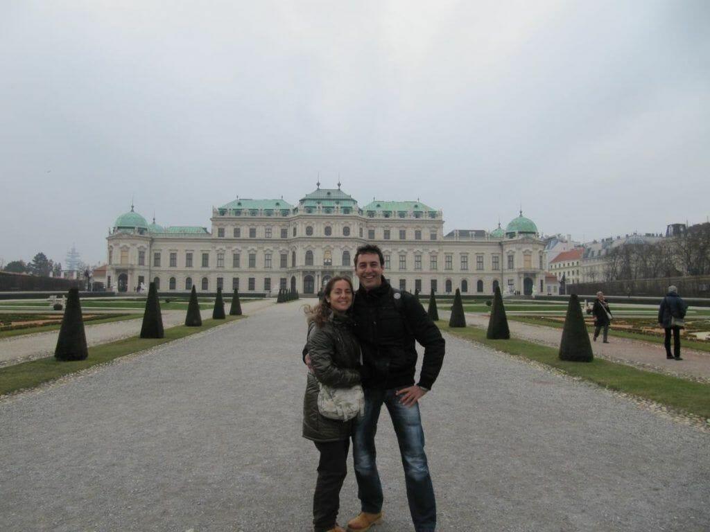 palacio Belvedere qué ver en Viena en 3 días