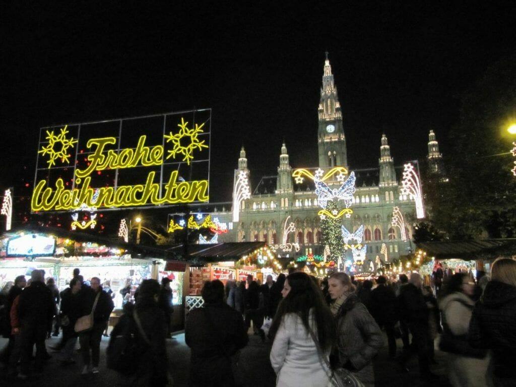 qué ver en Viena en Navidad en 3 días