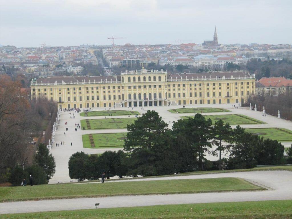 Palacio de Shonbrunn - qué ver en Viena en 3 días