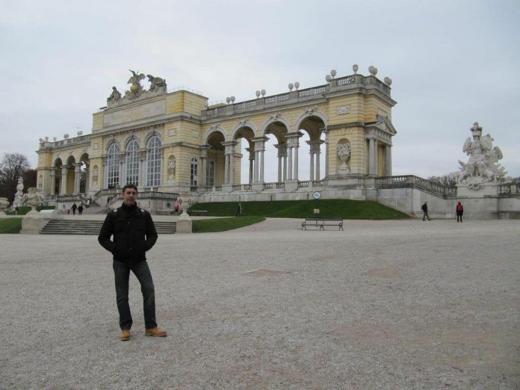 rotonda de Schonbrunn