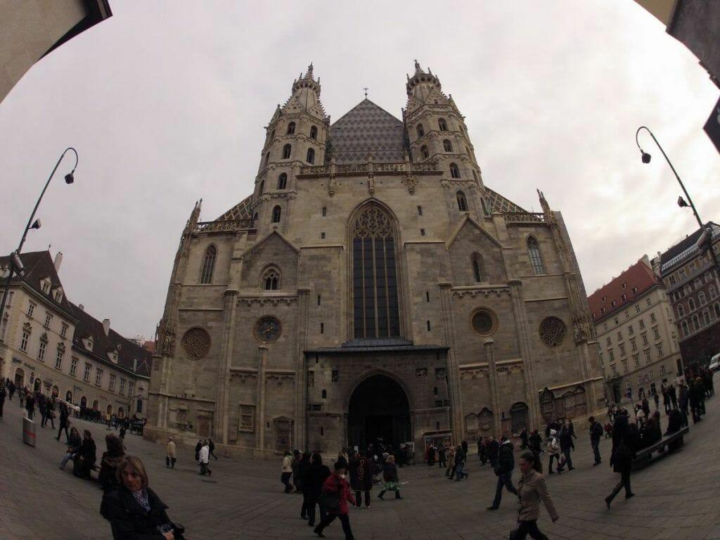catedral de Viena - qué ver en Viena en 3 días