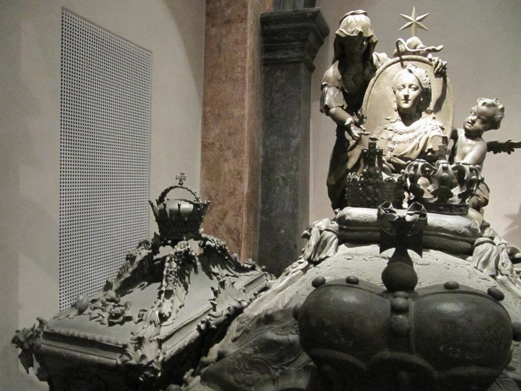 Cripta Imperial de los habsburgo