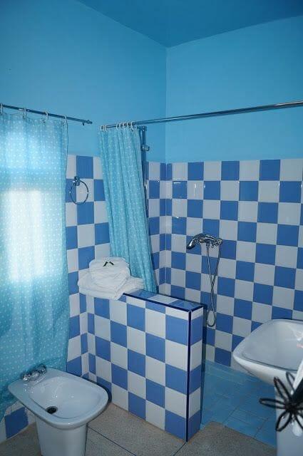 Le petit Riad de Ouarzazate baño