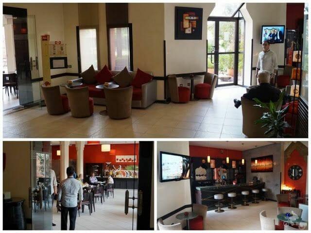restaurante y bar ibis marrakech