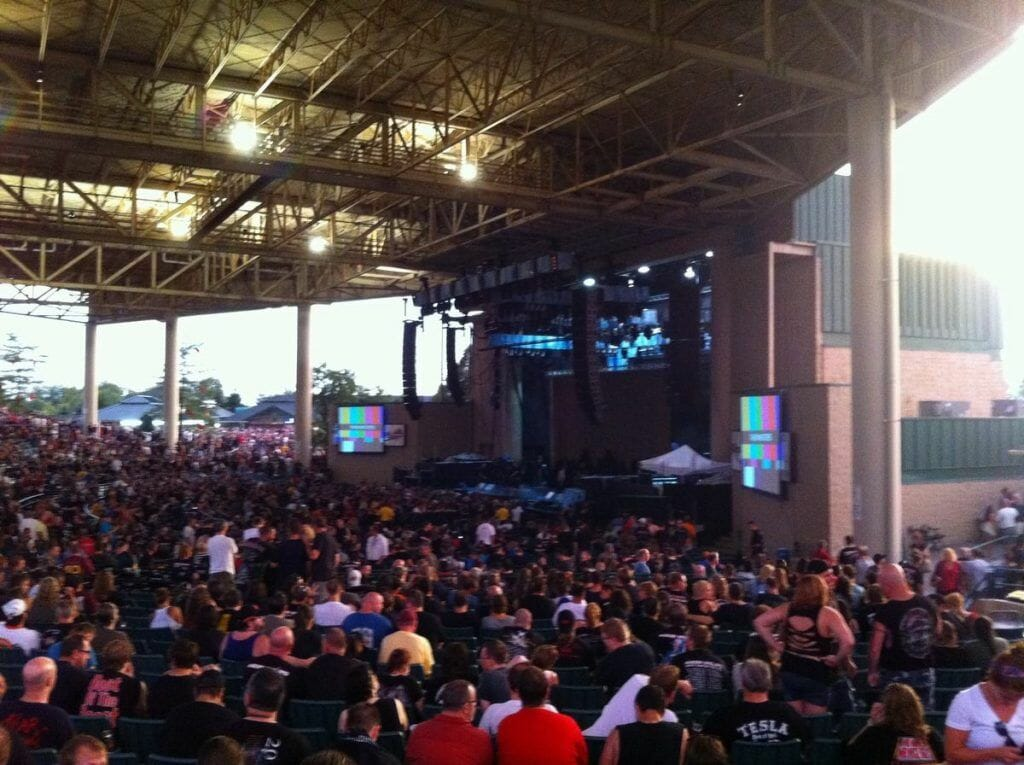 KLIPSCH MUSIC CENTER iron maiden 2012