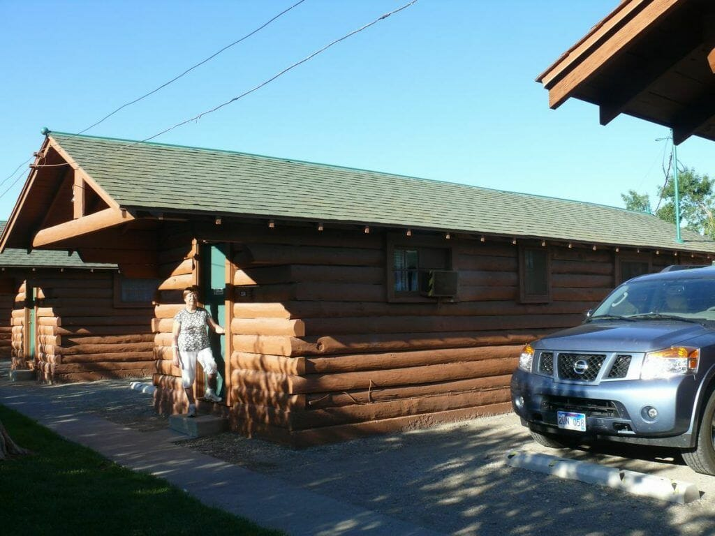 Buffalo Bill Cabins Village, hoteles en Cody