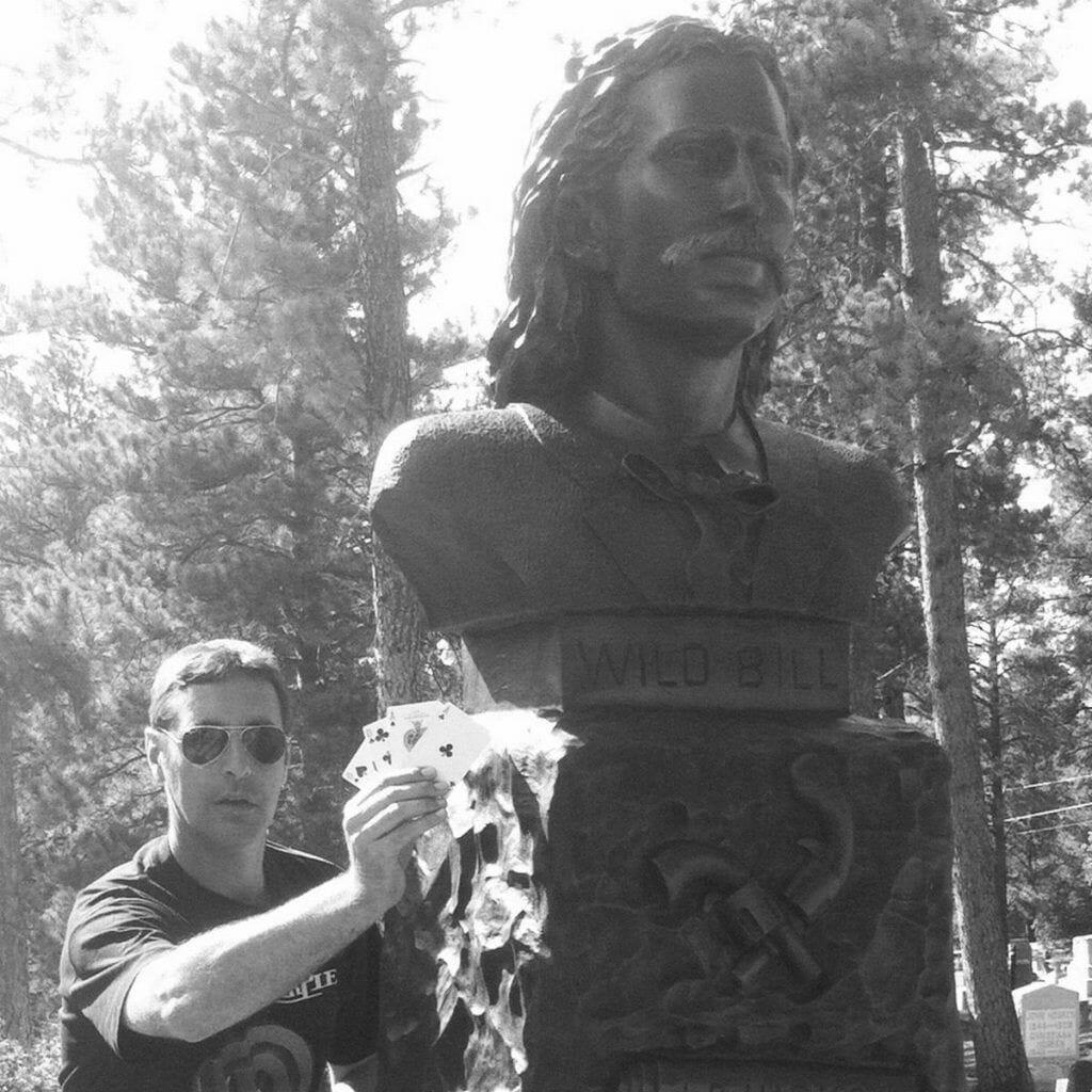 tumba de Wild Bill