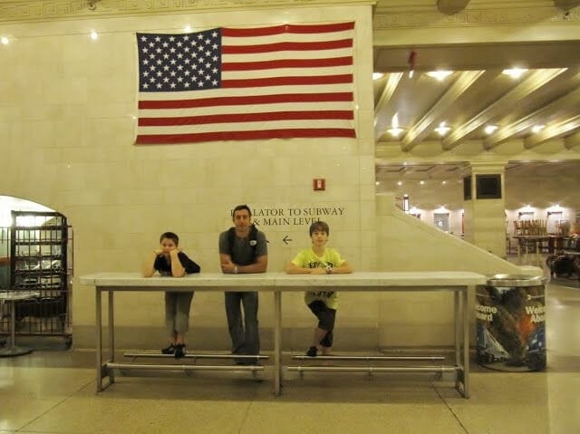 Grand Central terminal station NY, estacion tren Nueva York