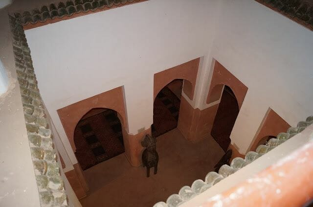 hotel kasbah de Tomboctou en Tinghir