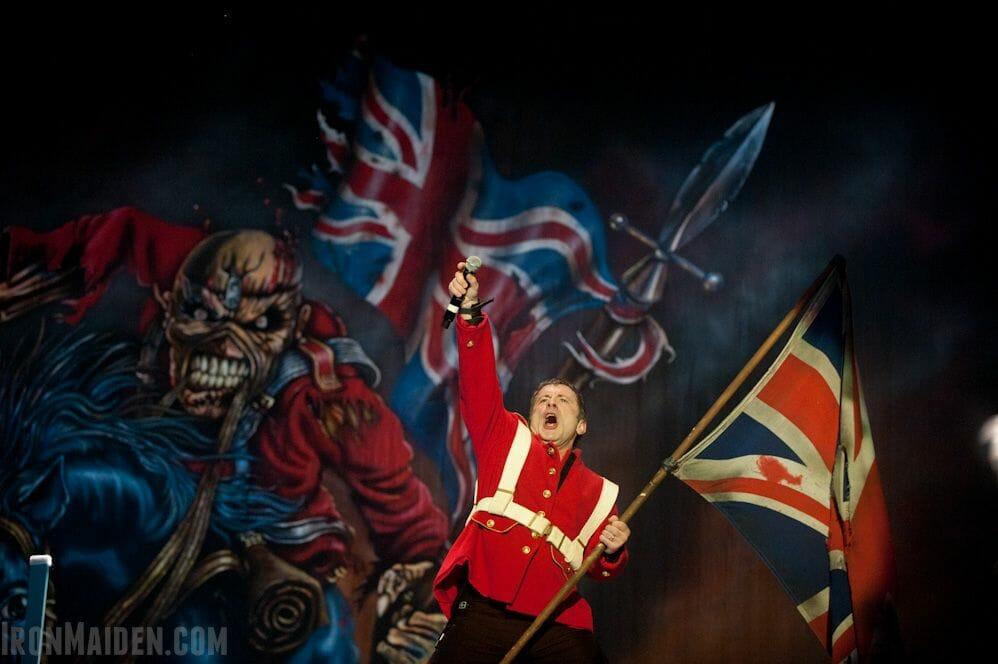 gira maiden england 2012