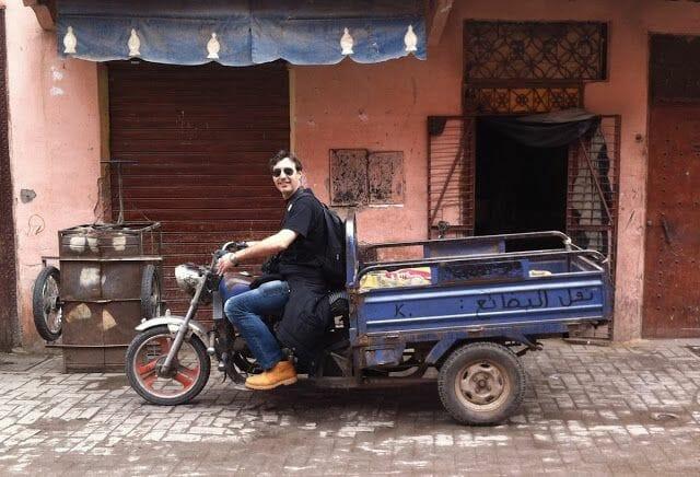 Guía de viaje a Marrakech y Ruta de las mil Kasbahs