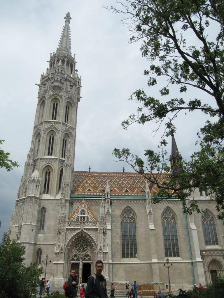 Iglesia católica de Matías