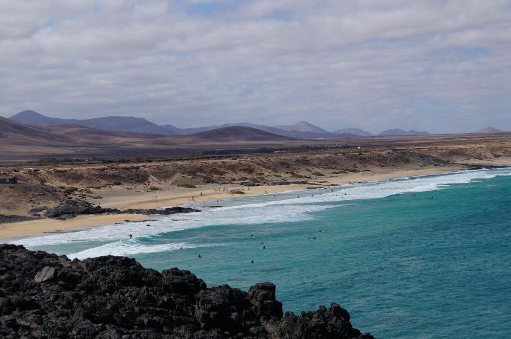 playa de Cotillo