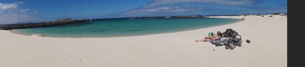 las playas de Cotillo - Fuerteventura en 5 días