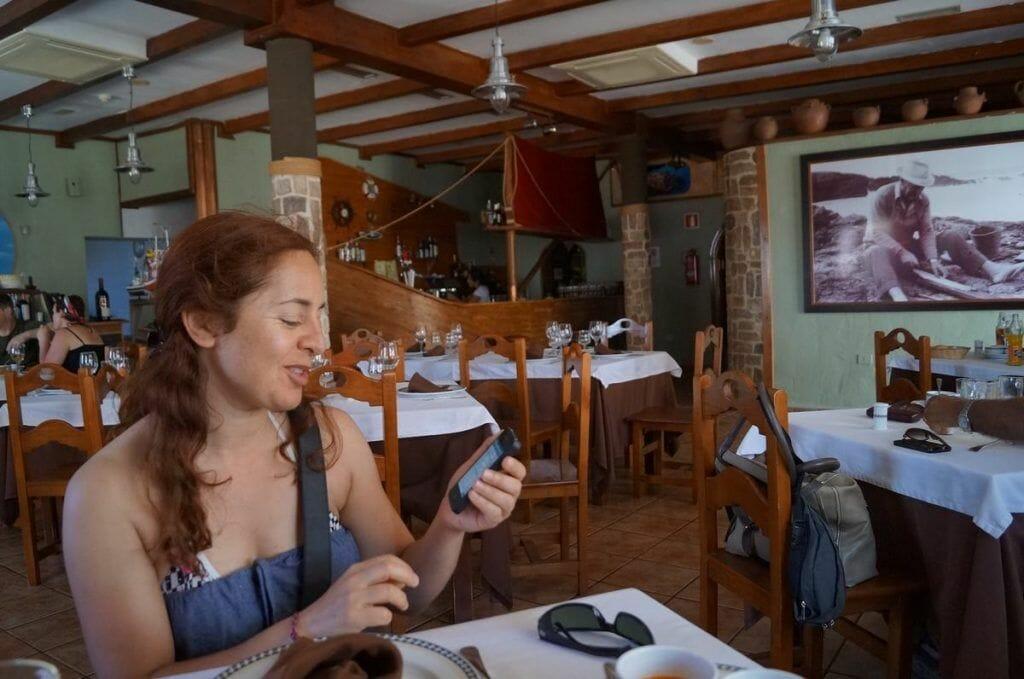 restaurante la Marisma Fuerteventura en 5 días