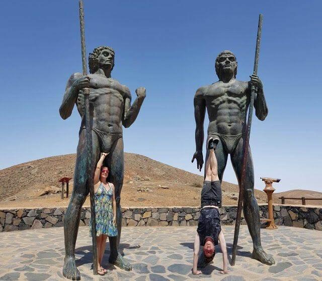 centro de Fuerteventura en cinco días