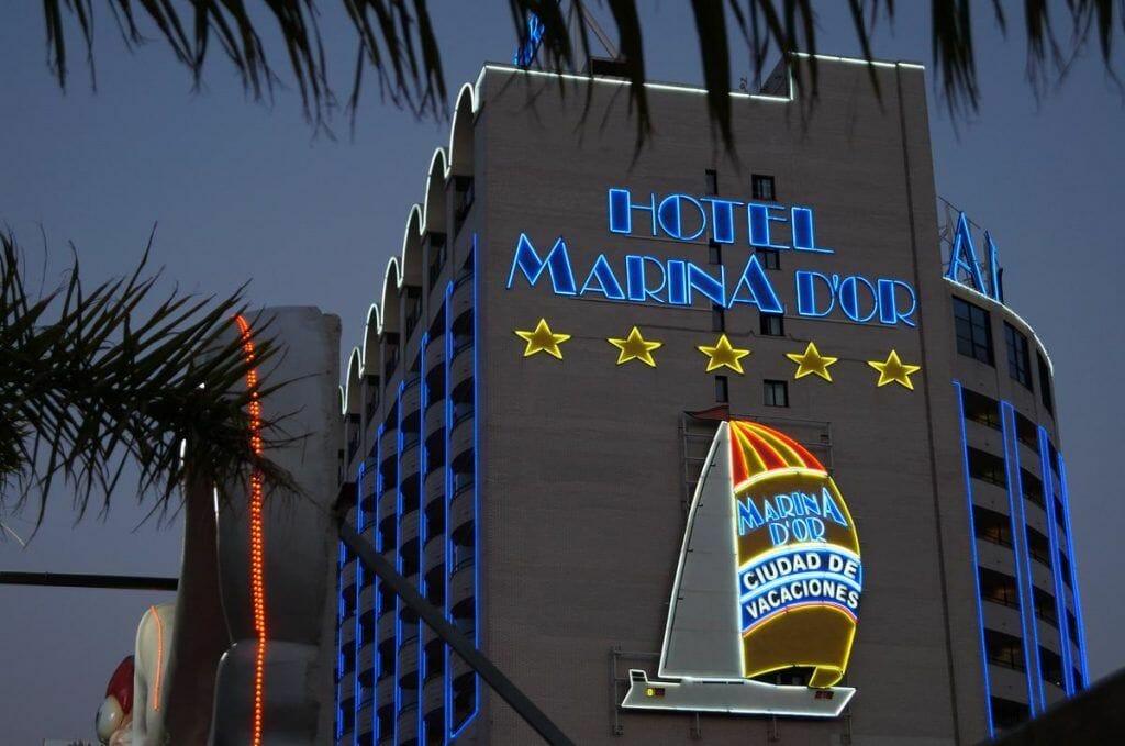 Marina d´Or hotel 5 estrellas