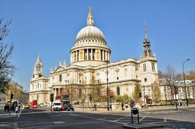 Catedral de St. Paul - London pass en un día
